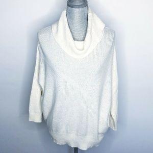 Ann Taylor LOFT Sweater Knit Dolman (N90)